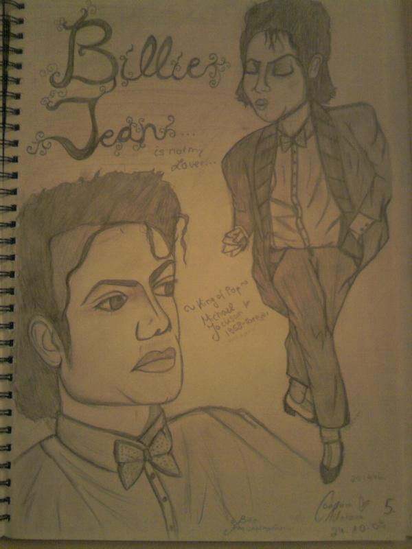 Michael Jackson por BillieJean